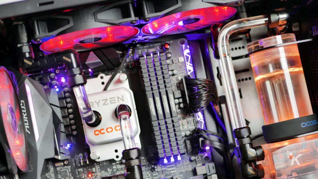 watercooling radiator clearance 1024x576 ویجیاتو: راهنمای خرید کامپیوتر گیمینگ میان رده اخبار IT