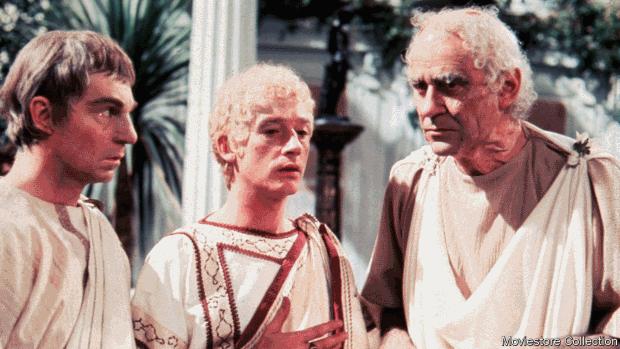 فیلم تاریخی I, Claudius روم باستان کلادیوس دیکتاتورها