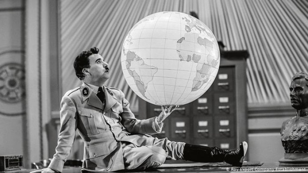 The Great Dictator فیلم دیکتاتوری چارلی چاپلین آدولف هیتلر