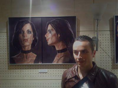 Cedric p courtesan painting ویجیاتو: معرفی اعضای مختلف تیم بازیسازی اخبار IT