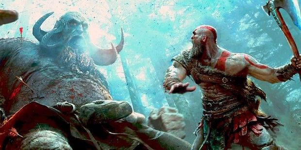 بازی God of War Ragnarok