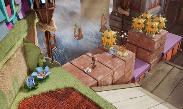بازی Sackboy: A Big Adventure