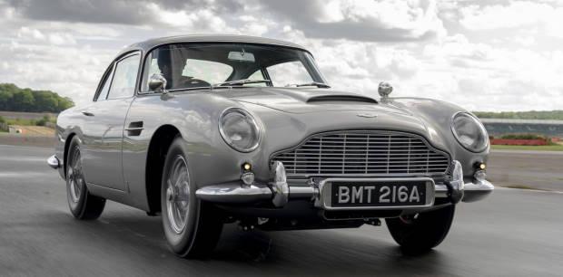 با ۱۰ تا از بهترین ماشینهای جیمز باند آشنا شوید