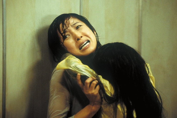 آب تیره فیلم ترسناک ژاپنی روح