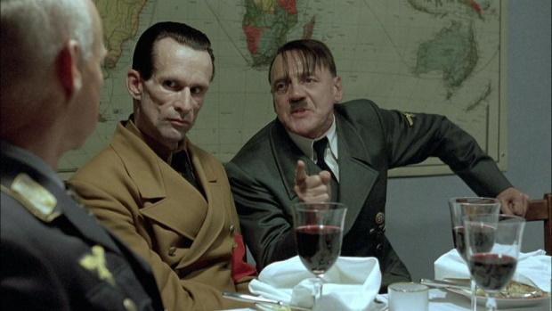 Downfall فیلم دیکتاتوری سقوط نازیها آدولف هیتلر