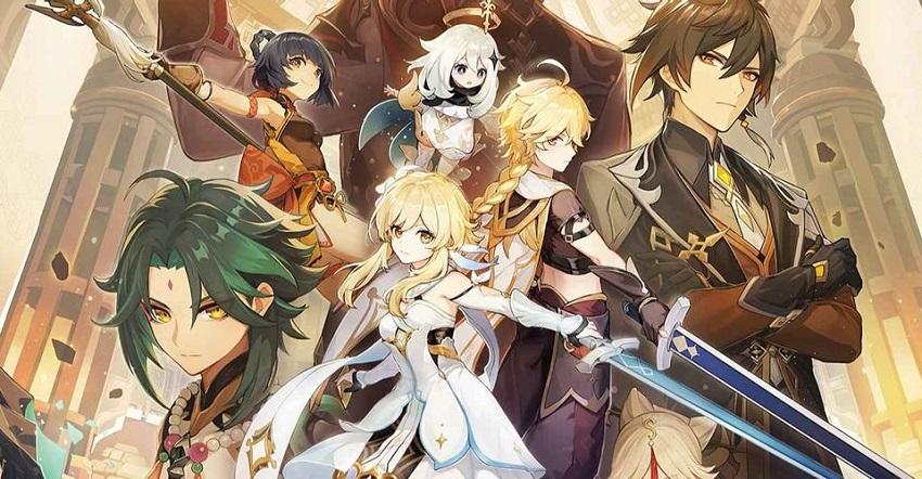 نسخه موبایل بازی Genshin Impact درآمد بسیاری زیادی داشته است