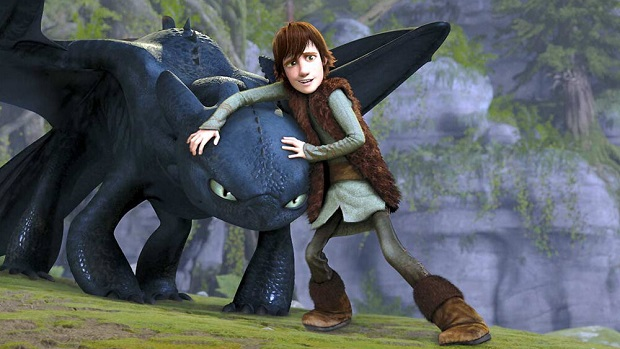 انیمیشن How To Train Your Dragon