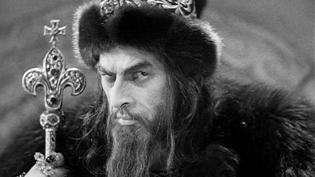 Ivan the Terrible ایوان مخوف فیلم دیکتاتور آیزنشتاین