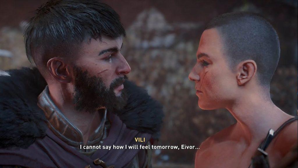 راهنمای روابط عاشقانه در Assassin's Creed Valhalla