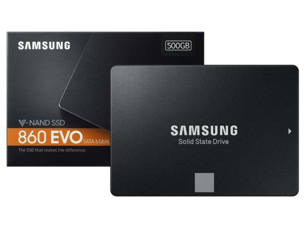 حافظه SSD سامسونگ
