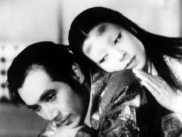 بهترین فیلم ترسناکهای روح ژاپنی کنجی میزگوچی