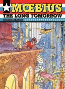 کاور کمیک The Long Tomorrow (برای دیدن سایز کامل روی تصویر کلیک کنید)