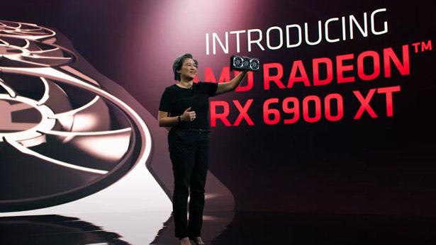 کارت گرافیکهای رادئون RX 6800 XT ،RX 6800 و RX 6900 XT - ایامدی در سری ۶۰۰۰