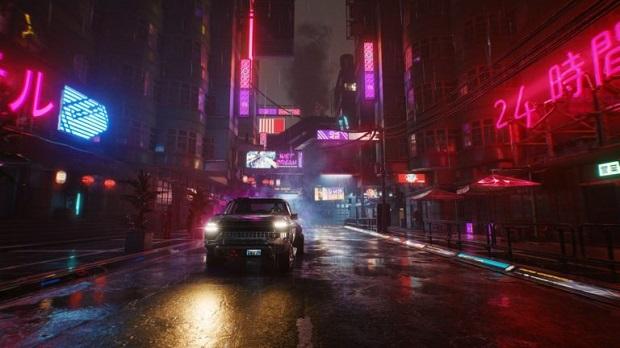 بازی Cyberpunk 2077