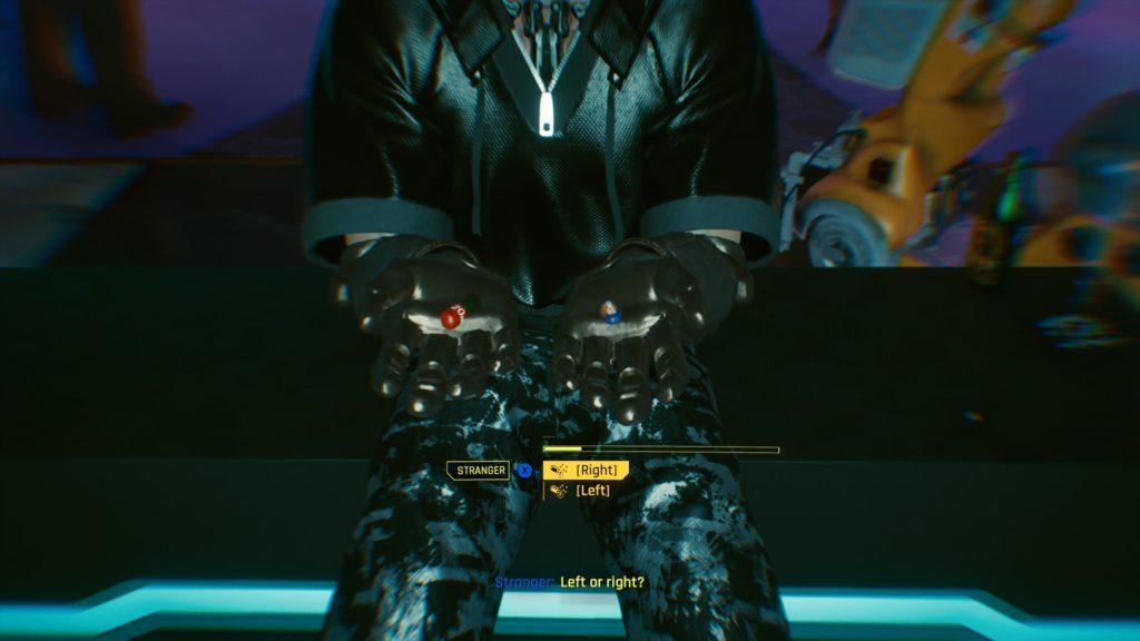 ایستر اگهایی در Cyberpunk 2077 که نباید از دست بدهید - ایستر اگ ماتریکس