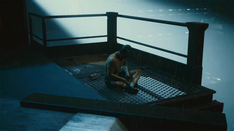 ایستر اگهایی در Cyberpunk 2077 که نباید از دست بدهید - ایستر اگ فیلم Blade Runner