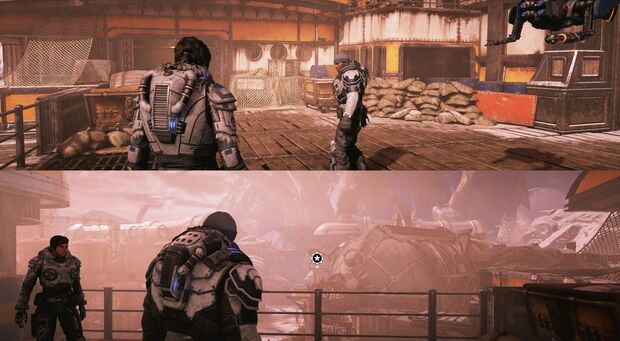بخش چندنفره بازی Gears 5