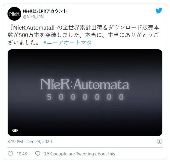 بازی Nier: Automata