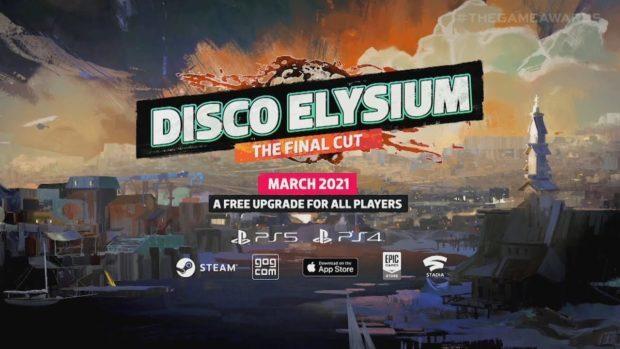 نسخه The Final Cut بازی Disco Elysium معرفی شد