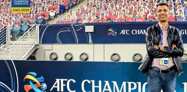 فینال لیگ قهرمانان آسیا با گزارش عادل؛ ققنوسی که ایافسی از خاکستر فردوسیپور خلق کرد