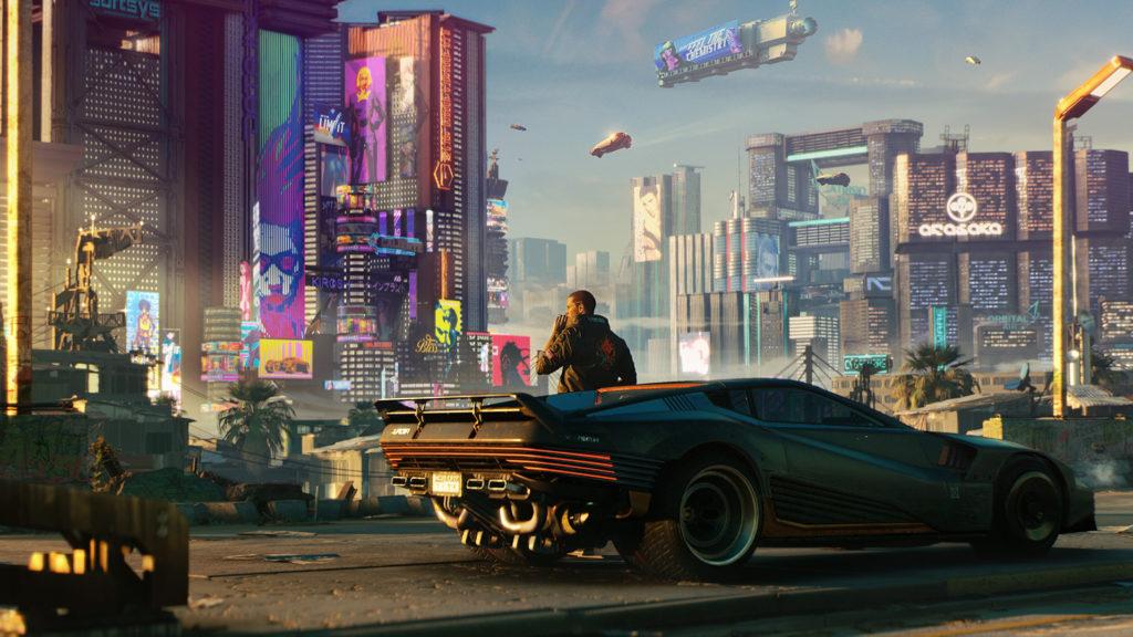 اهنمای پایان بندیهای Cyberpunk 2077-کاور بازی