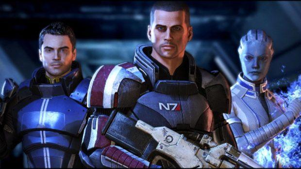 بازی Mass Effect