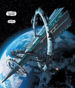 پیک؛ مقر مداری و اصلی سازمان سورد (برای دیدن سایز کامل روی تصویر کلیک کنید)