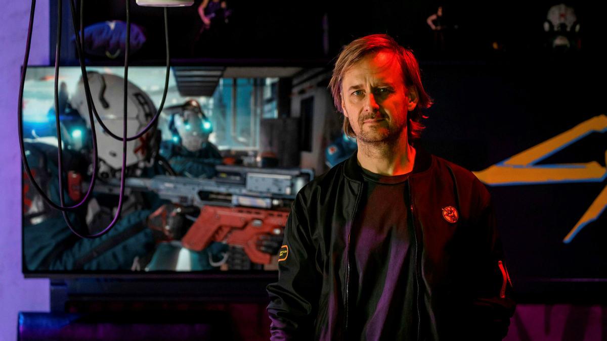 مارچین ایوینسکی سازنده Cyberpunk 2077
