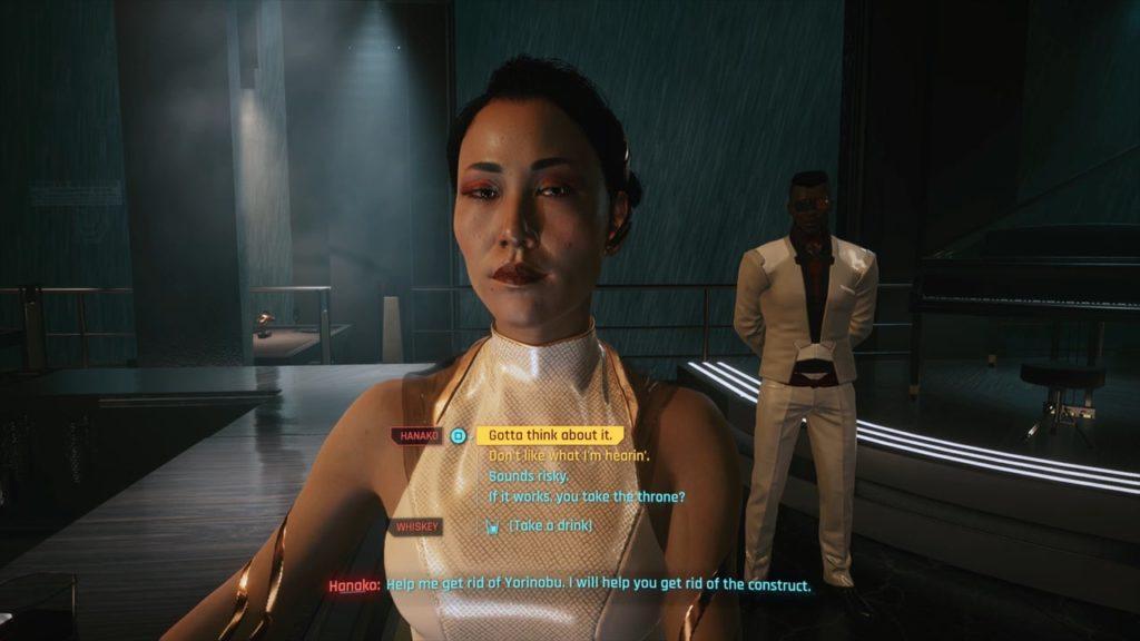 راهنمای پایان بندیهای Cyberpunk 2077 -اراسکا