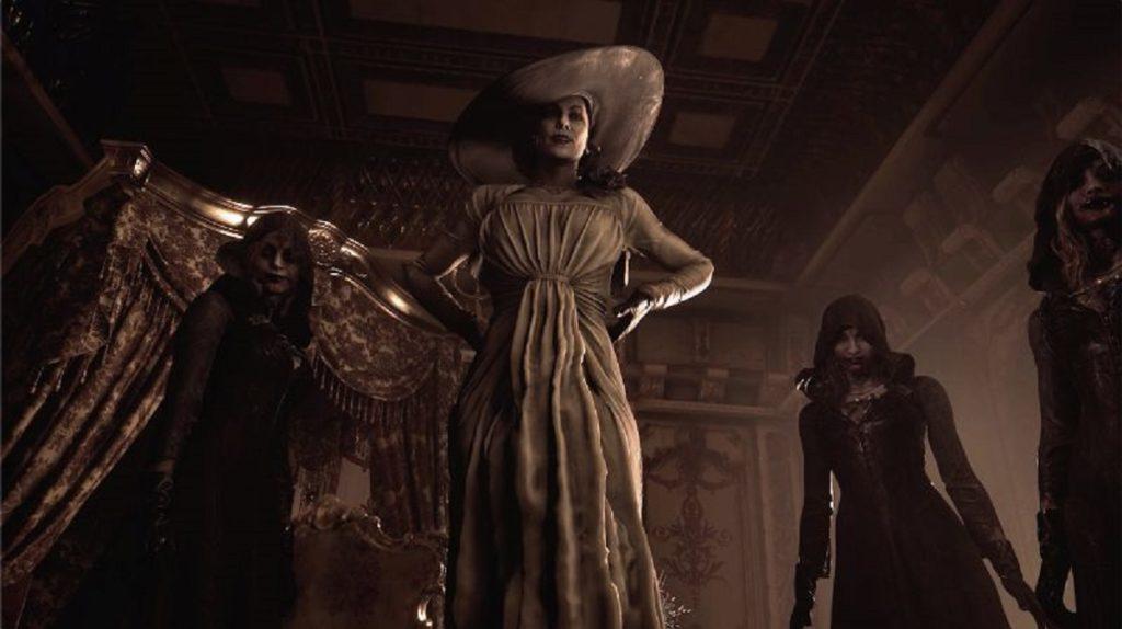 صداپیشه Resident Evil 8