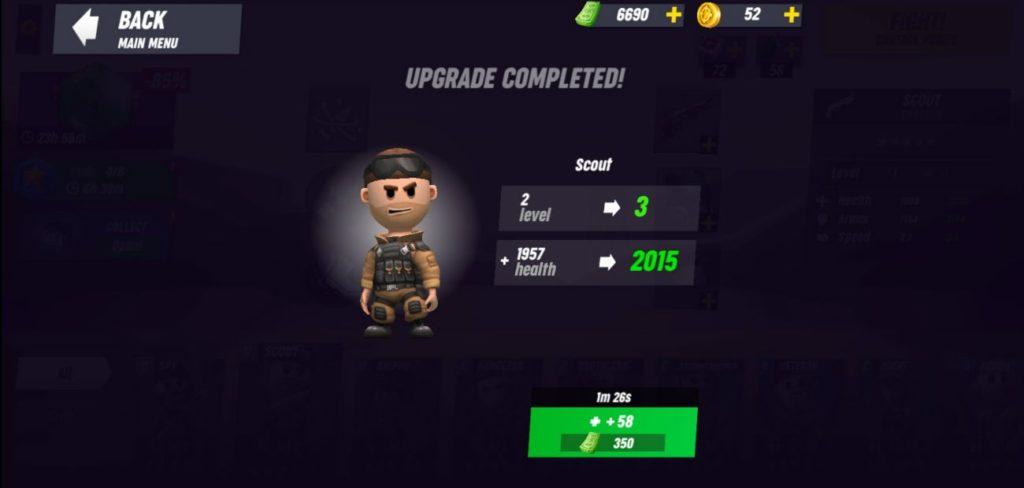 Trooper Shooter