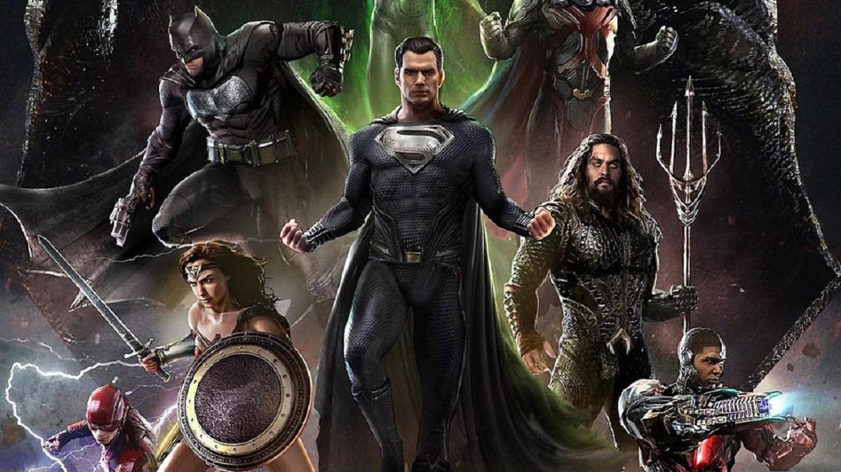 Justice League زک اسنایدر