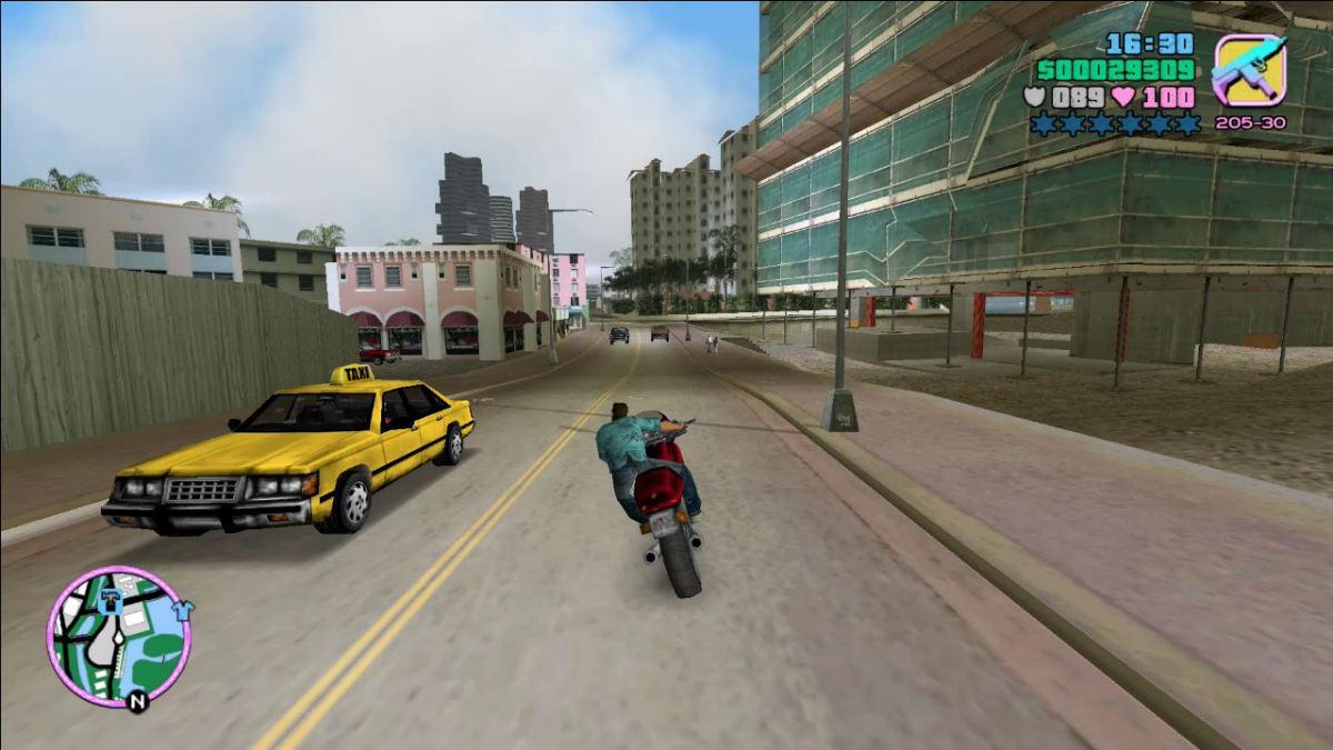 ریمستر بازی GTA