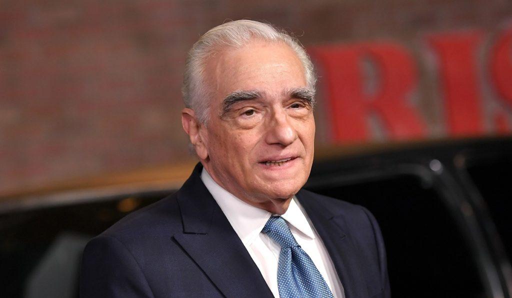 مارتین اسکورسیزی