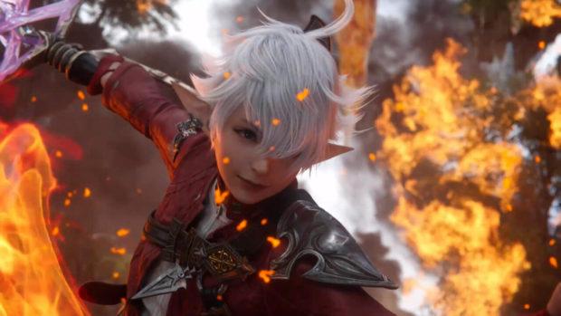 بازی Final Fantasy XIV با یک بتای عمومی برای پلی استیشن 5 عرضه خواهد شد