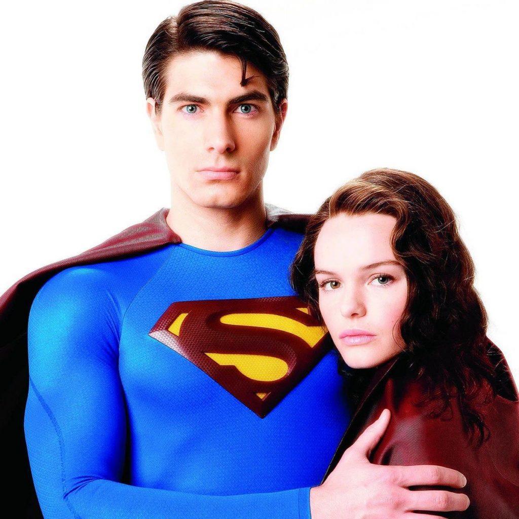 سوپرمن و لوئیس لین در فیلم Superman Returns