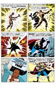 وقتی دونالد بلیک برای اولین بار تبدیل به خدای رعد شد (برای دیدن سایز کامل روی تصویر کلیک کنید)