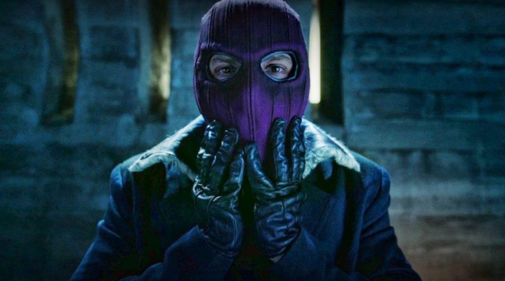 ماسک بنفش بارون زیمو در تریلر The Falcon and the Winter Soldier