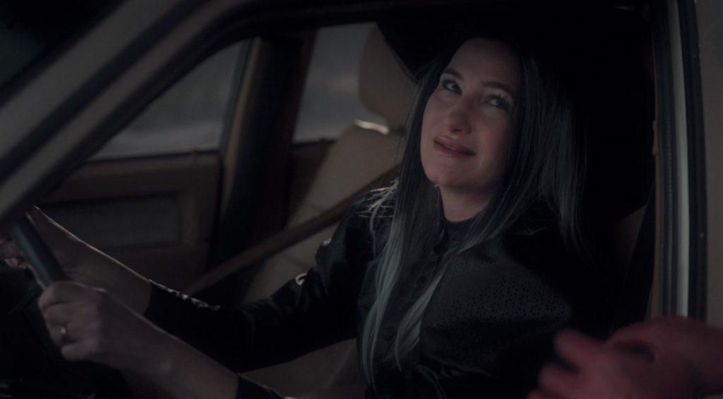 آگاتا هارکنس با ظاهری شبیه به نسخه کمیک بوکی خود در سریال وانداویژن