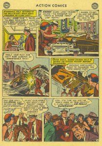 وقتی مالا خودش را جای کلارک کنت و سوپرمن جا میزند (برای دیدن سایز کامل روی تصویر کلیک کنید)