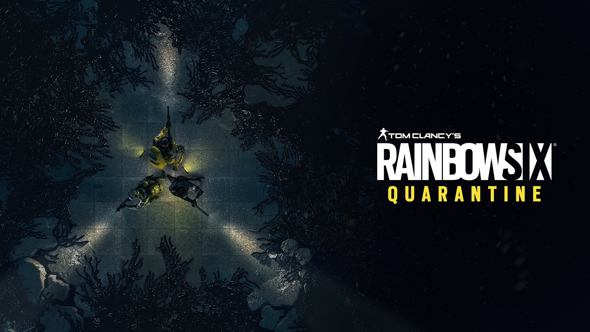 بازی Rainbow Six Quarantine