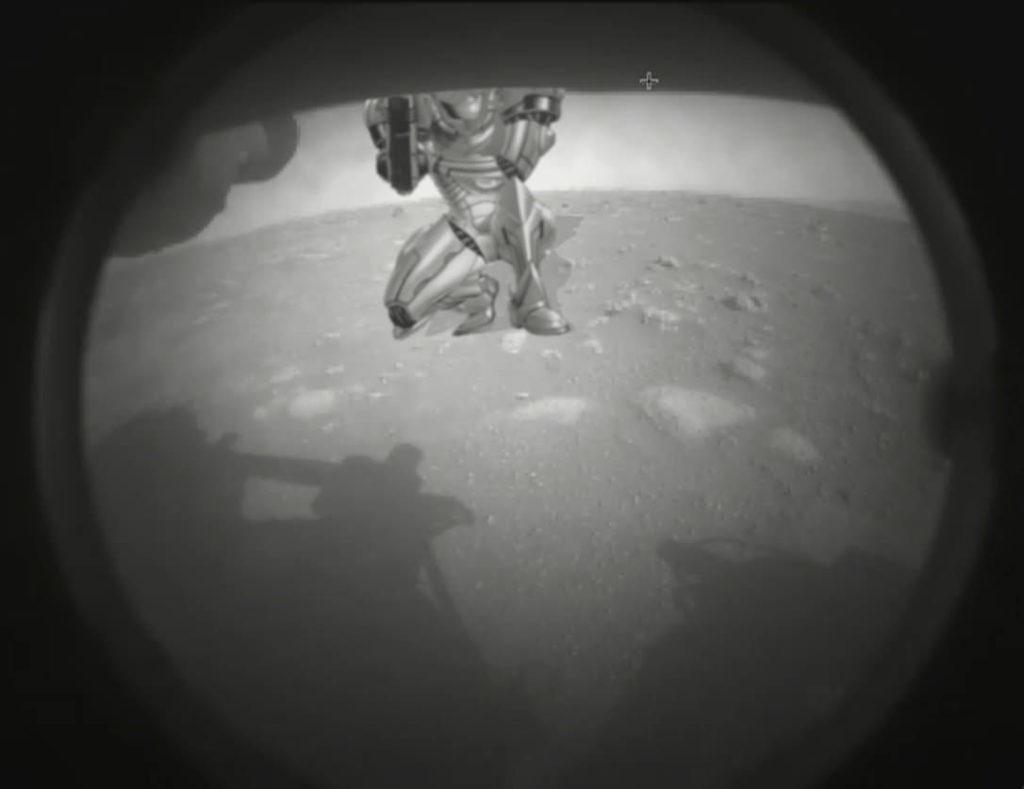 کاوشگر استقامت ناسا