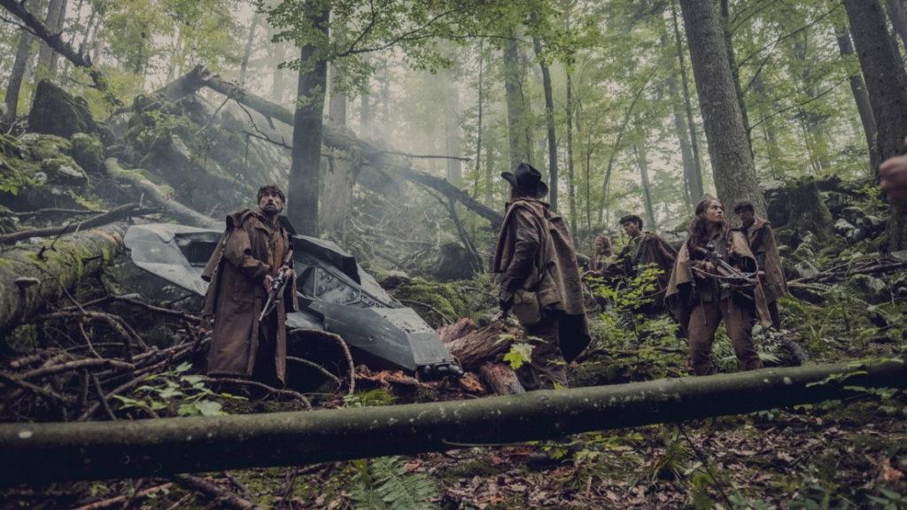 نقد سریال Tribes of Europa