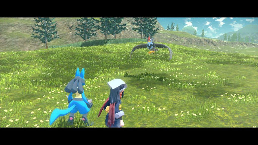 بازی Pokemon Legends: Arceus