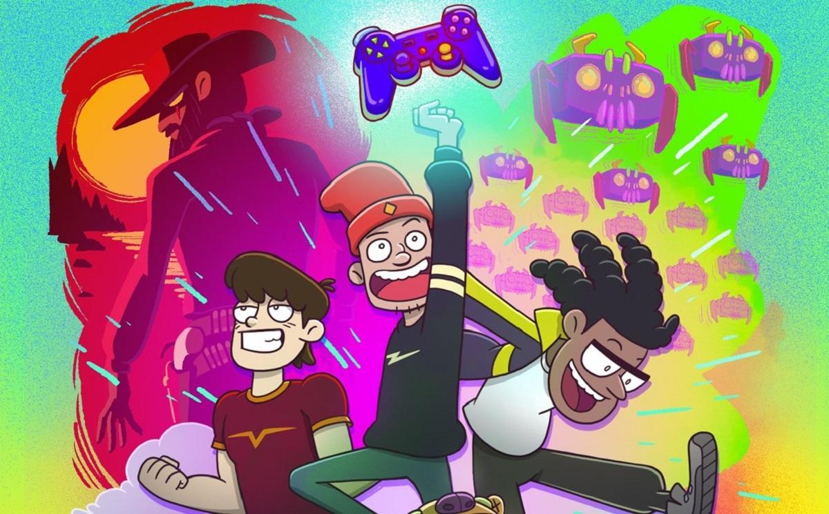 سریال جدید استودیوی سازنده Rick and Morty با همکاری یوتیوبرها معرفی شد