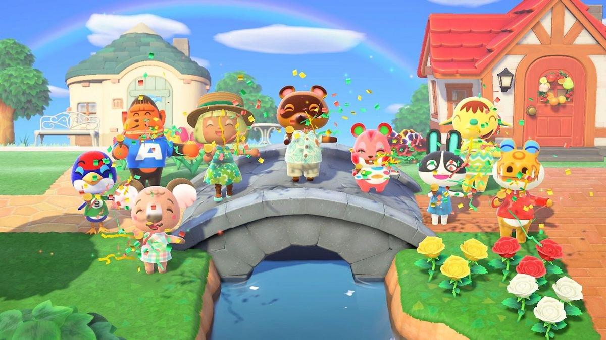 فروش بازی Animal Crossing: New Horizons بسیار فراتر انتظارات بود