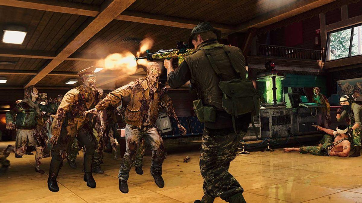 بسته الحاقی Zombies Chronicles 2 برای کالاف دیوتی همچنان در دست توسعه است