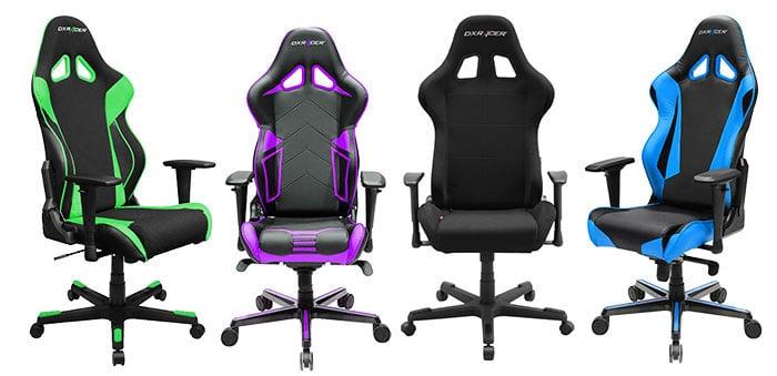 صندلی گیمینگ دی ایکس ریسر مدل فرمولا کد FH08