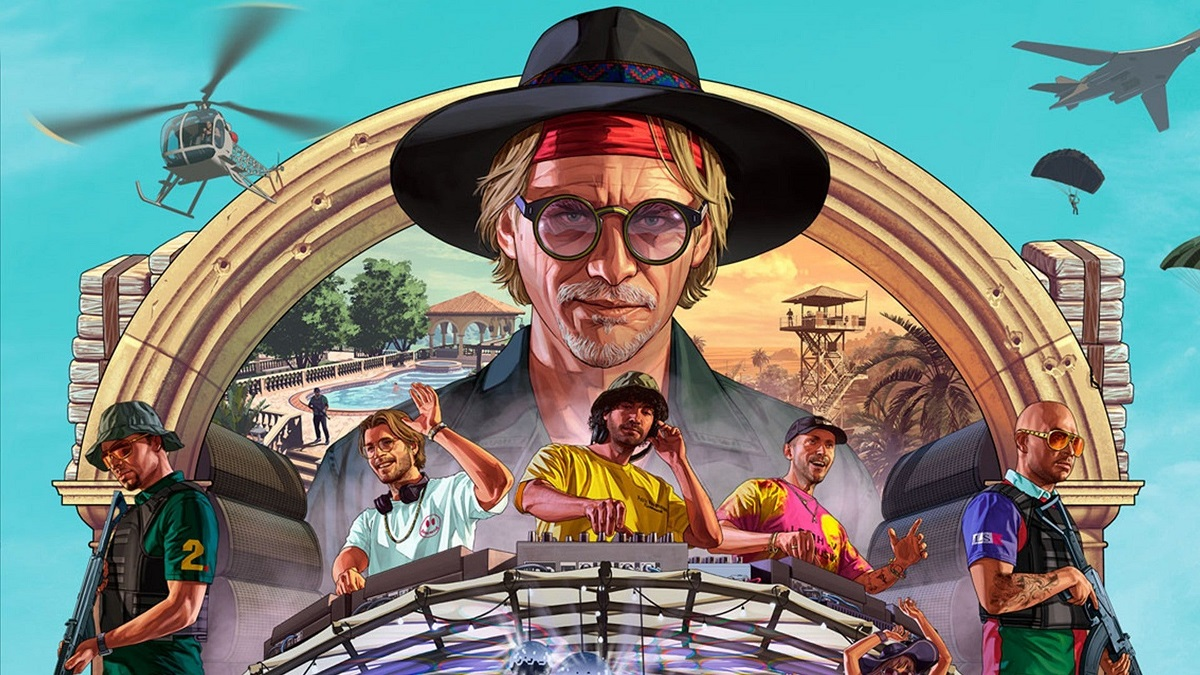 یکی از مراحل بازی GTA Online بیشتر به عنوان یک مرحله داستانی بازی شده است