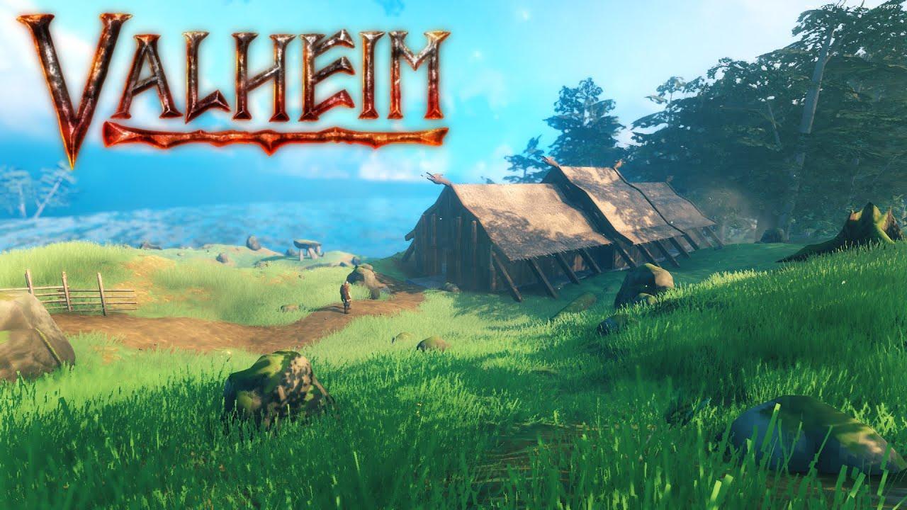 بازی Valheim